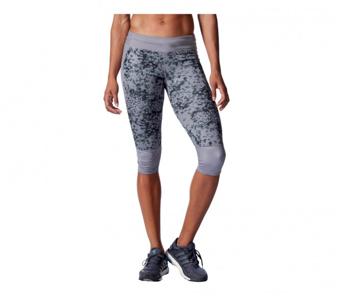 adidas Performance SUPERNOVA Tights grey/black