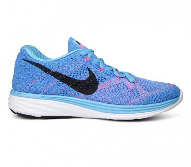 Nike Flyknit Dames Grijs