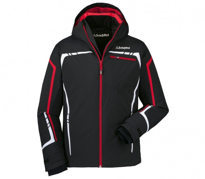 Schöffel Chris men's ski jacket (black) 50