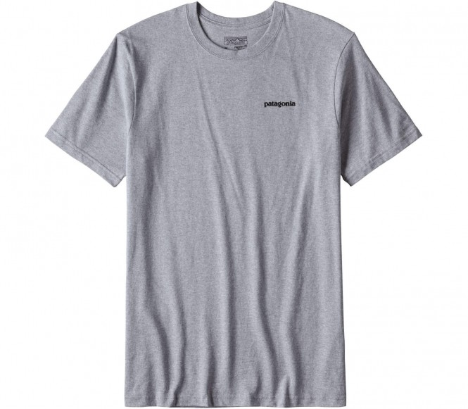 <strong>Patagonia</strong> el casquette classic responsibility t shirt logo pour hommes gris xl 36
