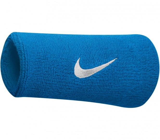 Nike - Tennis Premier Doublewide Wristbands (bl...