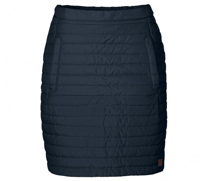 Jack Wolfskin Iceguard II INS dam isolering kjol (mörkblå) XS
