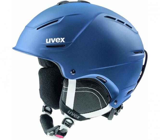Uvex p1us 2.0 casque de ski bleu foncé l 5962cm