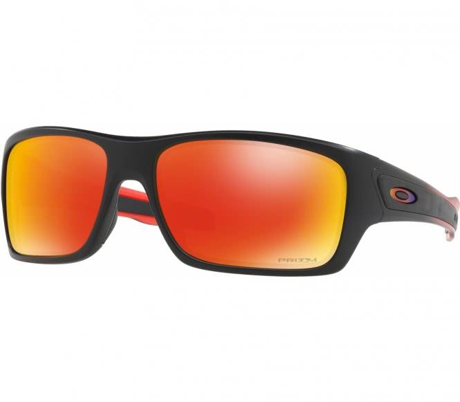 Oakley - Turbine Bike Brille (schwarz/orange)