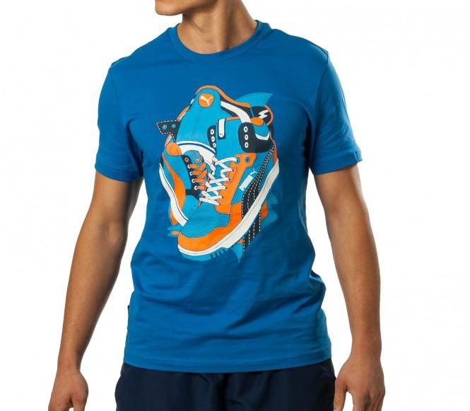 Puma FTW Herr Träningströja (blå) M