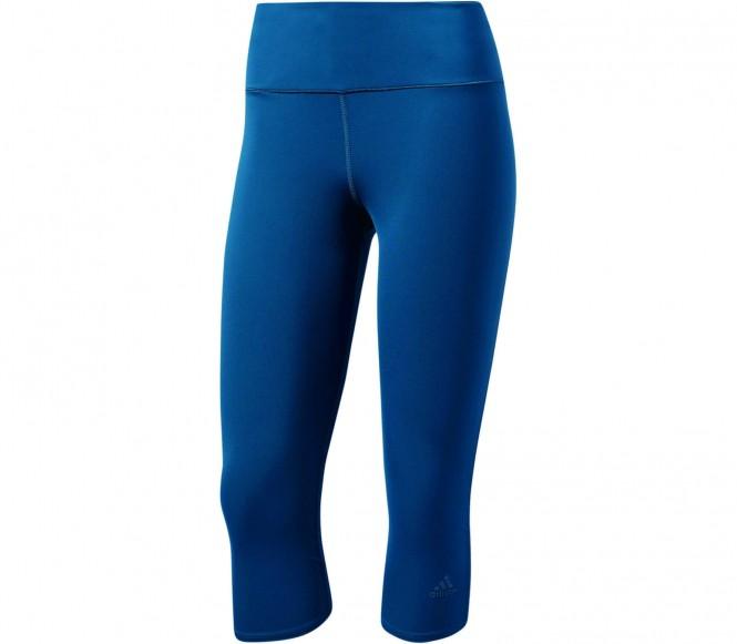 Adidas - Supernova 3/4 Femmes exécutant Tight (bleu) - M