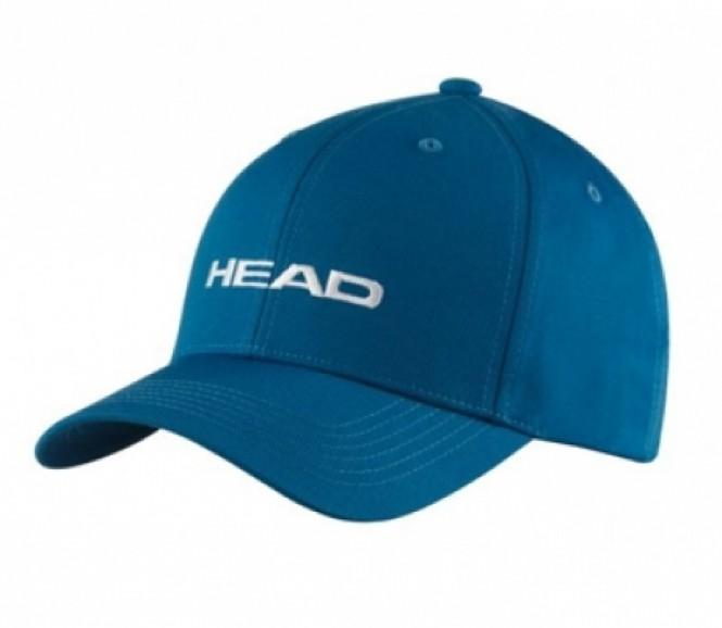 Head - Promotion Cap Blau