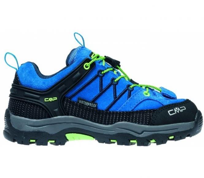 CMP - Rigel Low WP Junior Hikingschuh (blau/lil...