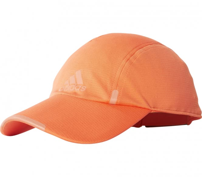Adidas - Run Clmco Laufcap (orange) - 56 cm