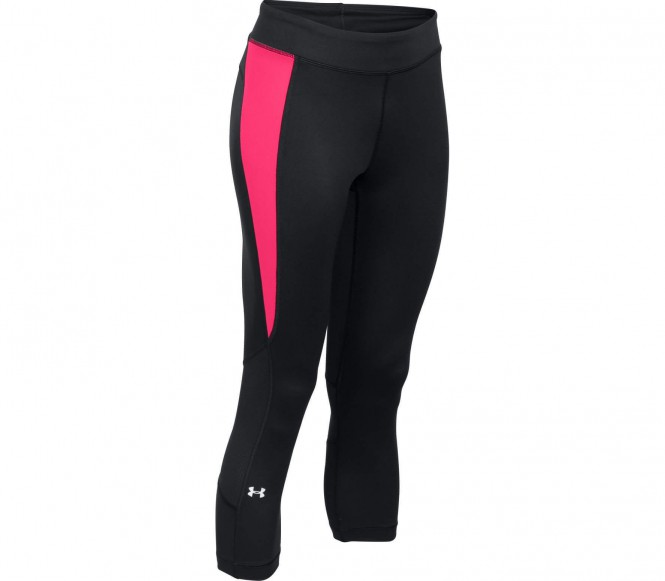 Under Armour - Heatgear Armour Crop driekwartsbroek Dames trainingsbroek