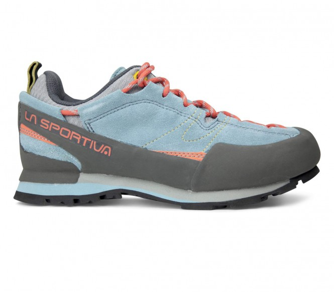Boulder X Damen Hikingschuh (hellblau/orange) - EU 39,5