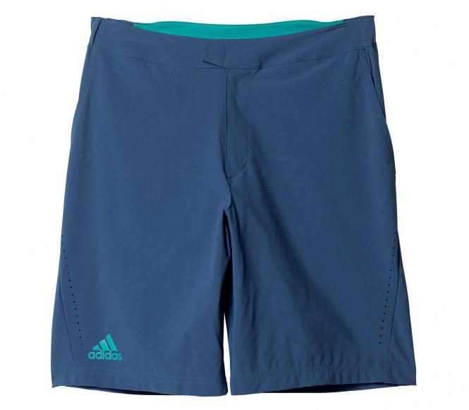 Adidas Barricade Bermuda Herren Tennisshort S blauw