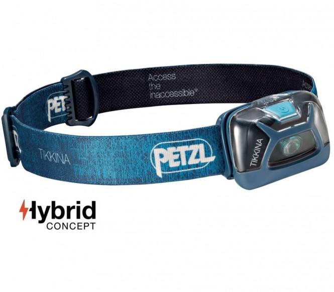 Petzl - Tikkina Stirnlampe (blau)