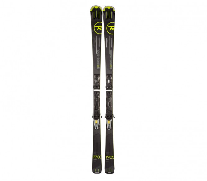 Rossignol - Set Pursuit 700 TI TPX inkl. Axium ...