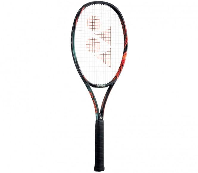 VCORE Duel G 100 300g (unbesaitet) Tennisschläger (schwarz/orange) - L3
