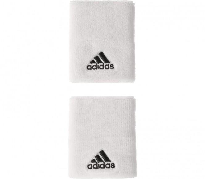 Adidas - Schweißband L (weiß/schwarz)