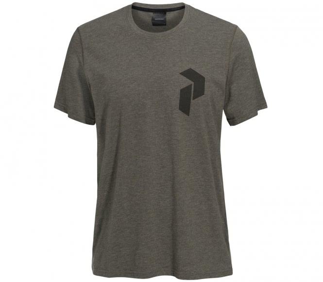 Track Herren Outdoorshirt (dunkelgrün) - XL
