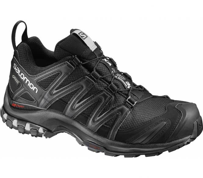 XA Pro 3D GTX® Damen Laufschuh (schwarz) - EU 40 2/3 - UK 7
