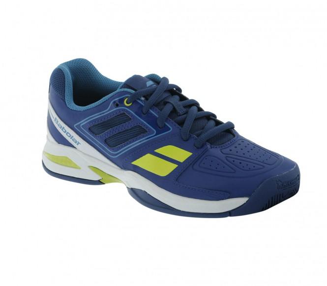 Babolat Propulse Team Junior Tennisskor (blå) EU 38 UK 5