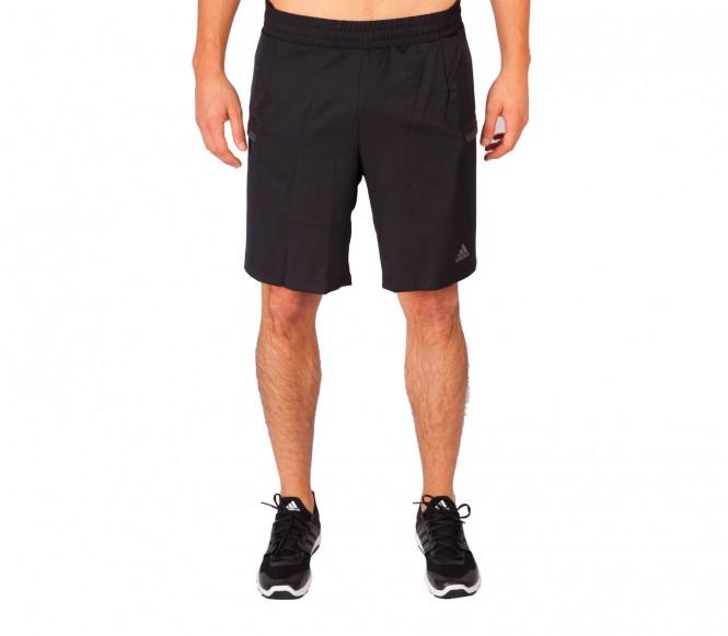 Adidas - AdiStar 9 Inch Pantaloncini running per uomo (nero) - XL