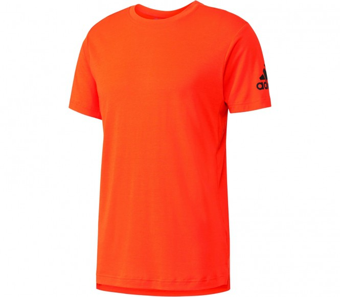 adidas FreeLift Prime T-shirt, Rood, M, Male, Training