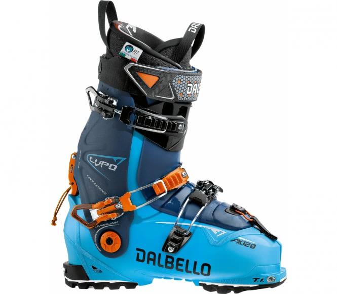 Dalbello - Lupo AX 120 Freeride Skischuh (blau/...
