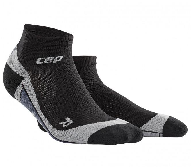 CEP - Short Herren Laufsocken (schwarz/grau) - V