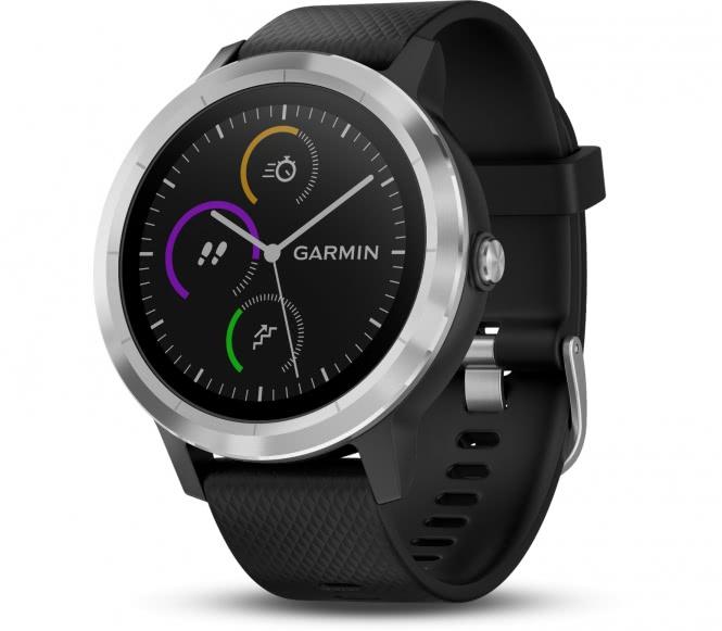 Vívoactive®3 Unisex Smartwatch (schwarz/silber) - OS