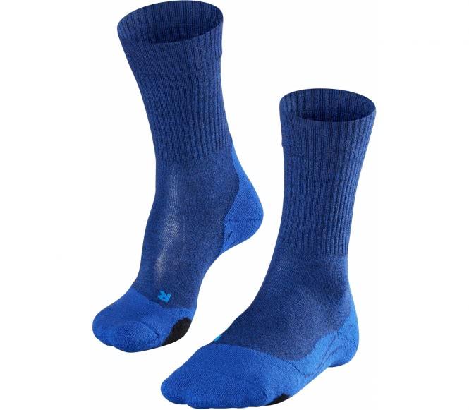 Falke - TK2 Wool Herren Trekkingsocken (blau) -...