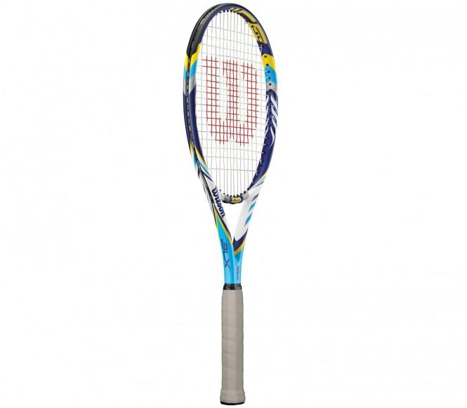 Wilson Juice 96 (osträngad) tennisrack L2 (4 1/4)