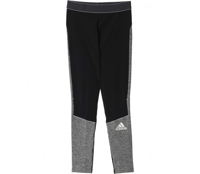Adidas Xperior Dames trail running broeken (zwart-grijs) S