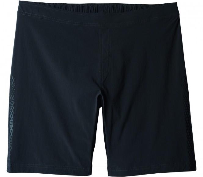 Adidas A2G Heren Trainings korte broek (grijs-zwart) XL
