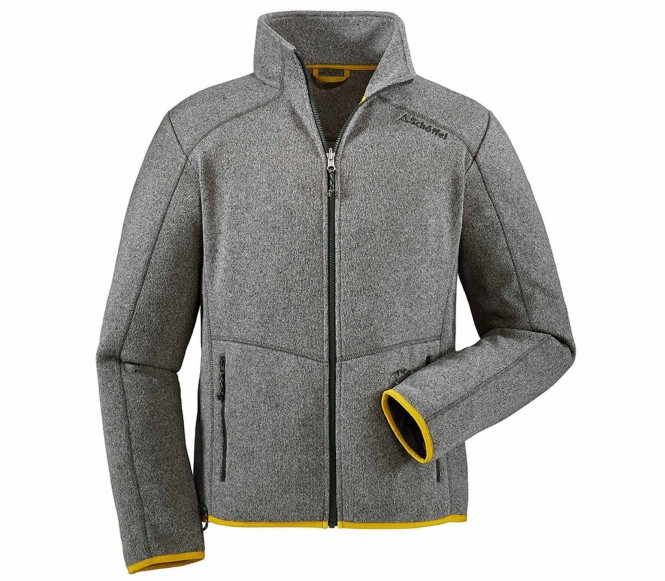 Schöffel Norick men's fleece jacket (grå) 50