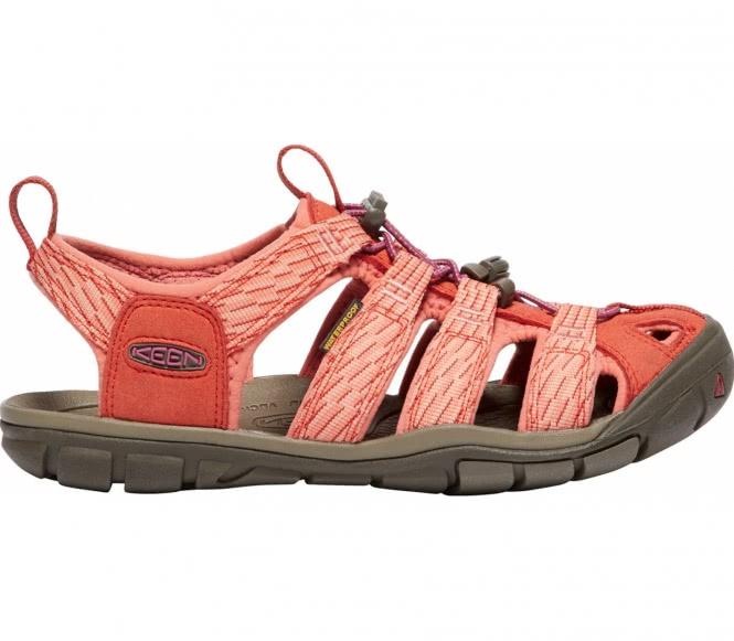 Salomon RX Break Blau-Pink, Damen Sandale, Größe EU 38 - Farbe Pearl Blue-Fiery Coral-Pink Glow Damen Sandale, Pearl Blue - Fiery Coral - Pink Glow, Größe 38 - Blau-Pink
