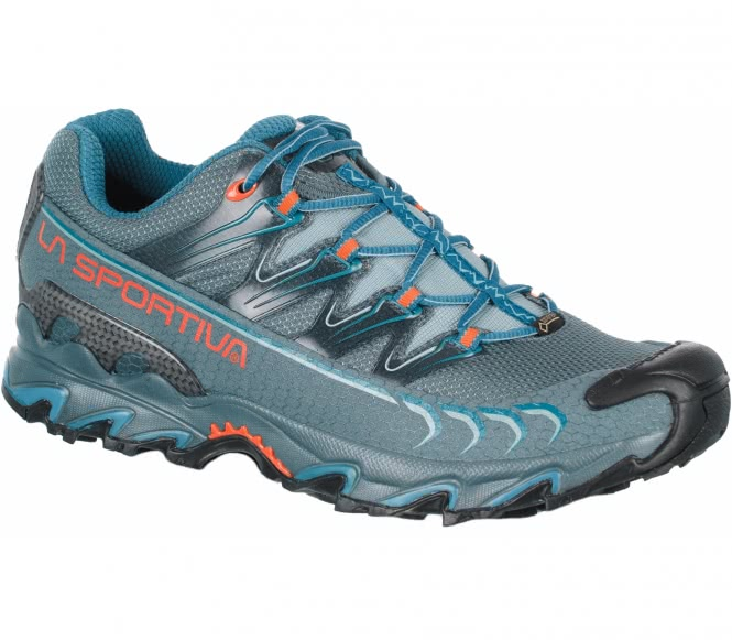 Ultra Raptor GTX Herren Mountain Running Schuh (grau/blau) - EU 45 - UK 10,5
