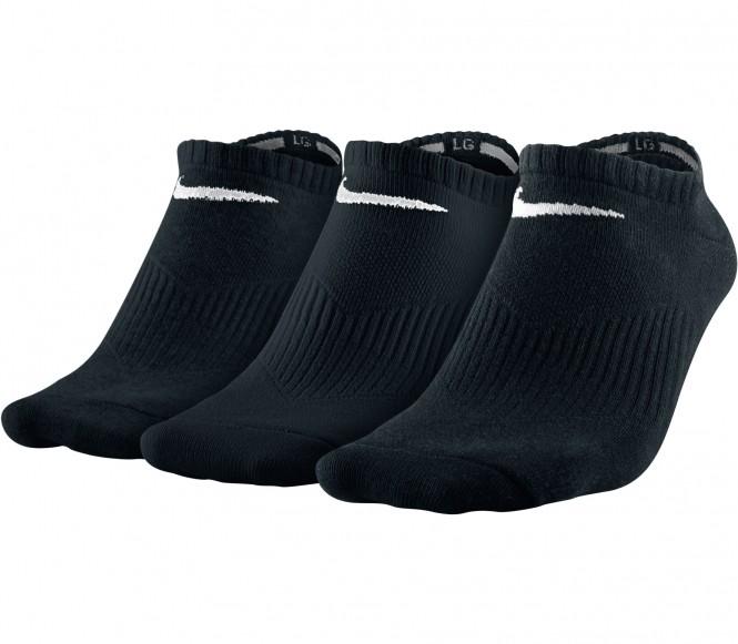 Nike Lightweight No Show Herr Strumpor 3 Par (svart) XL (EU 47 50) XL (EU 47 50)