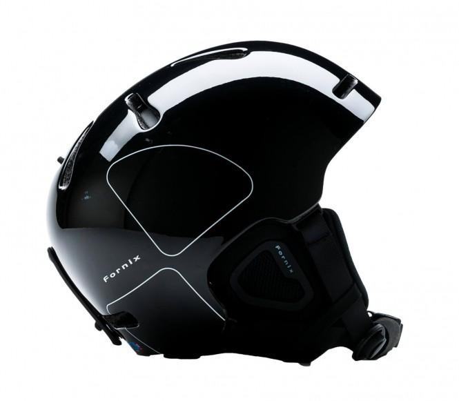 POC Fornix Black (55 - 58 cm)