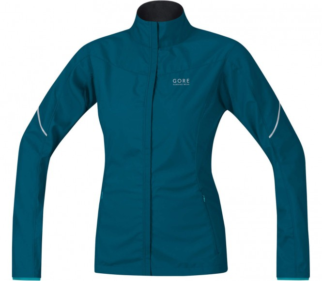 GORE RUNNING WEAR® - Essential Windstopper AS Partial Damen Laufjacke