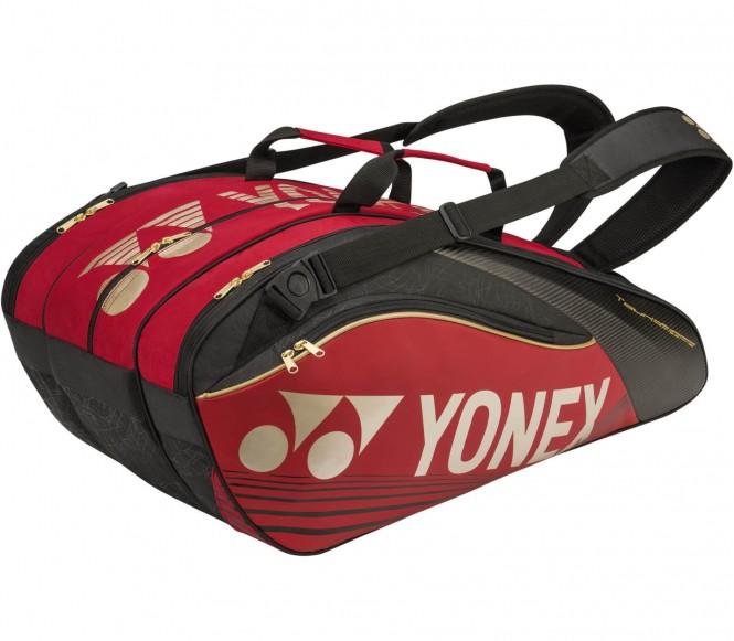 Pro Thermobag 9er Tennistasche (rot/schwarz)