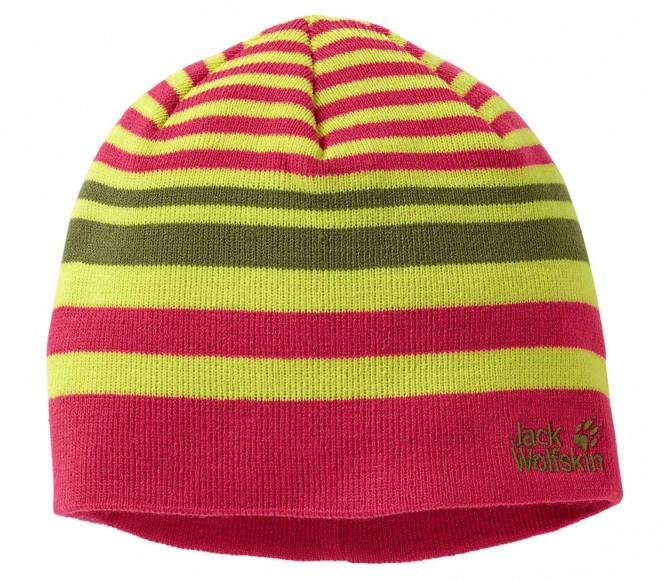 Jack Wolfskin - Cross Knit Cap Junior Mütze (gr...