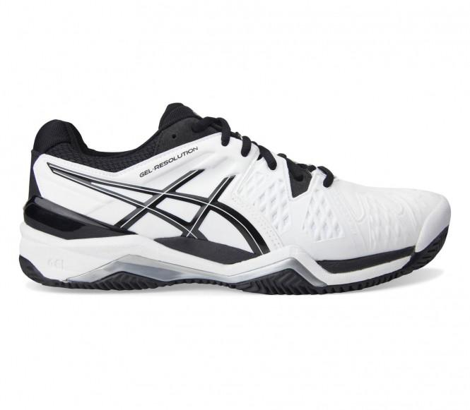 Gel-Resolution 6 Clay Heren Tennis schoen