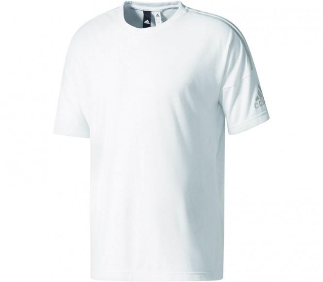 Adidas z.n.e. 2 wool hommes la formation t chemise blanc xl
