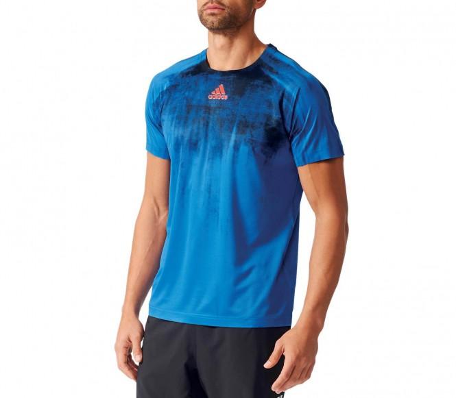 Adizero Herren Tennisshirt (blau) - M