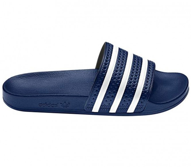 adidas Originals Adilette Slippers blue/ white