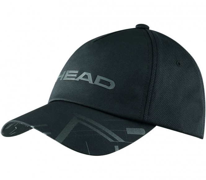 Head - Performance Cap (schwarz)