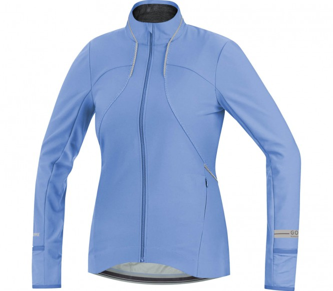 Gore Running Wear® - Air Lady Windstopper® Softshell Dames Sportjack