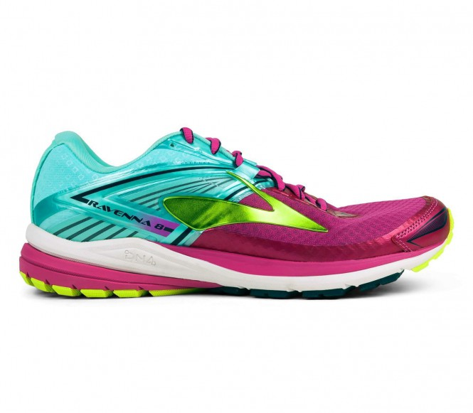Brooks - Ravenna 8 Damen Laufschuh (pink/blau) ...
