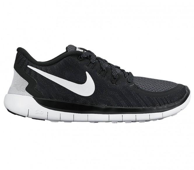 Nike - Free 5.0 Junior Laufschuh - U 37,5 - US 5 zwart