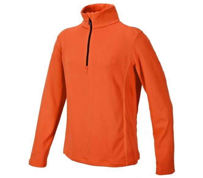 CMP - Jacquard men's fleece pullover (orange) - 54
