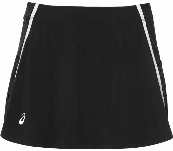 ASICS - Skort Damen Tennisrock (schwarz) - M